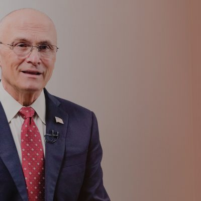 Government-funded loans hurt students ft. Andy Puzder