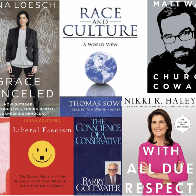Here Are 11 Conservative Books You Should Read While Self-Quarantining