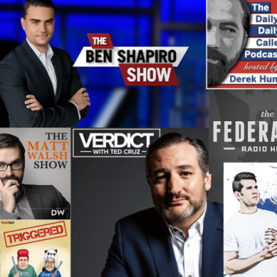 Self-Quarantining? Here Are 10 Conservative Podcasts You Should Listen To