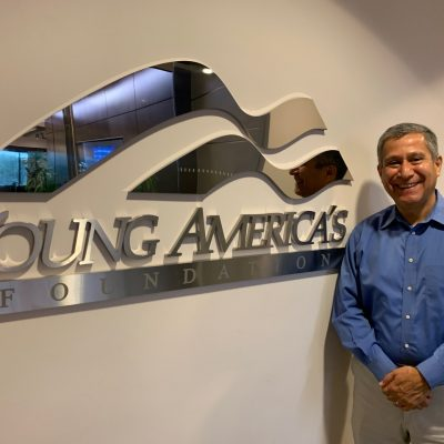 Young America's Foundation Welcomes Vic Bernson to National Headquarters Team