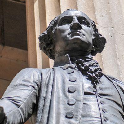 Cancel Culture Comes for George Washington