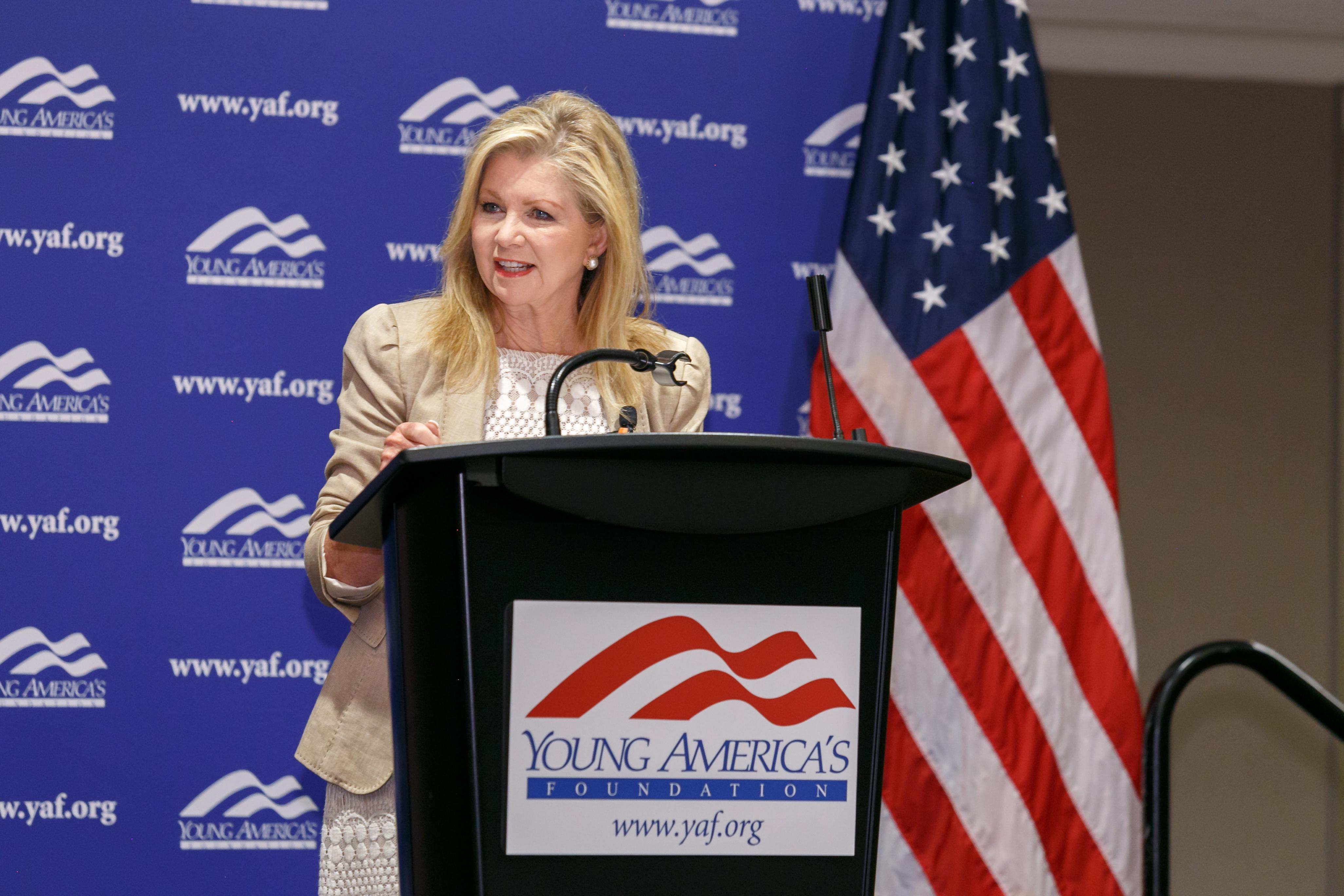 Senator Marsha Blackburn