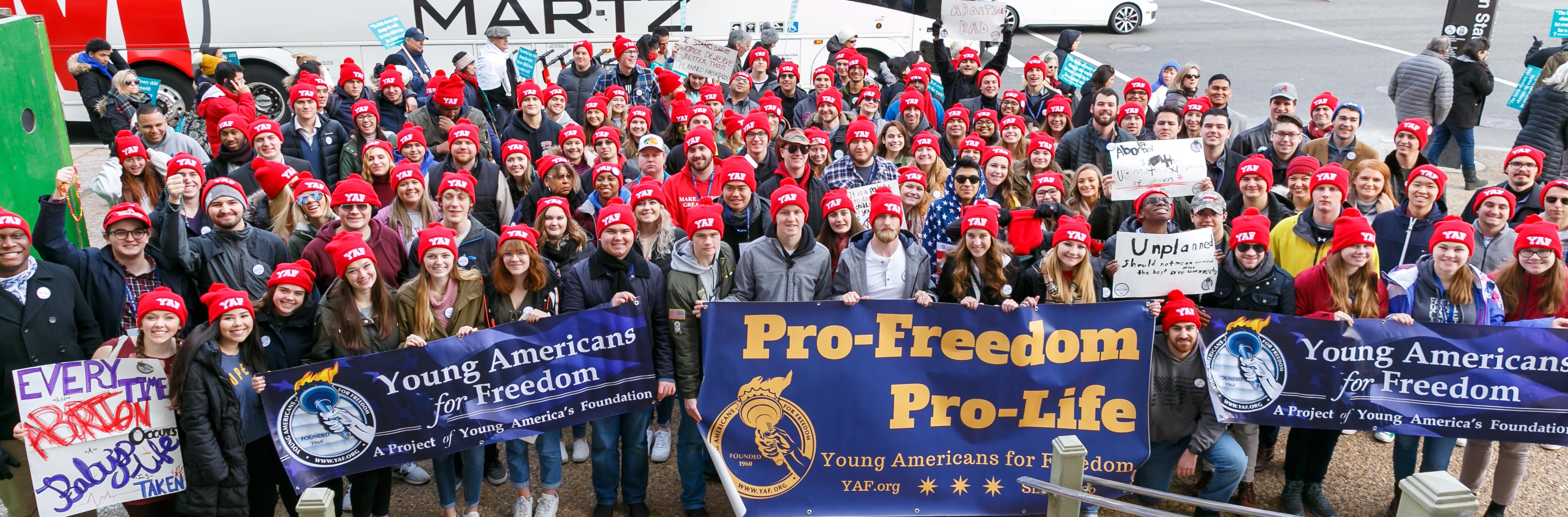 pro-life freedom