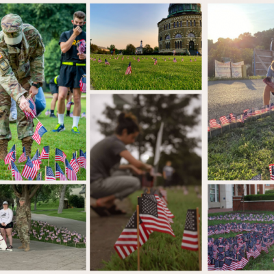 Students Bring Meaningful Tributes To Their Schools With YAF's 9/11: Never Forget Project