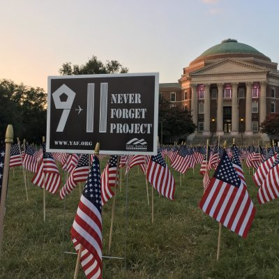 YAF's '9/11: Never Forget Project' To Unite Americans On 19th Anniversary Of Attacks