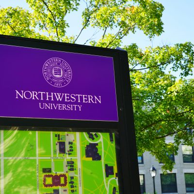 Northwestern Leftists Attack School's President for Condemning Anti-Police Violence