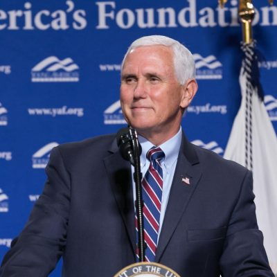 Vice President Mike Pence Energizes Hundreds of Students at YAF's Fall College Retreat