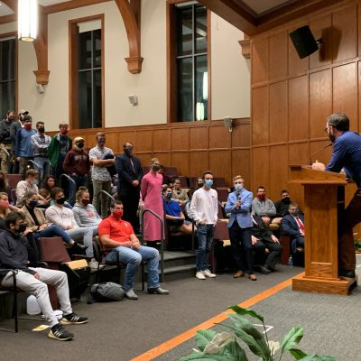 Announcing the Fall YAF Chapters of Distinction