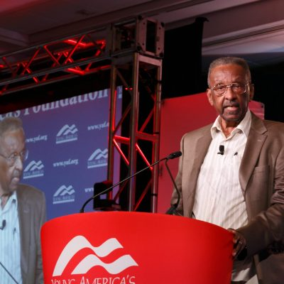 Remembering Dr. Walter Williams