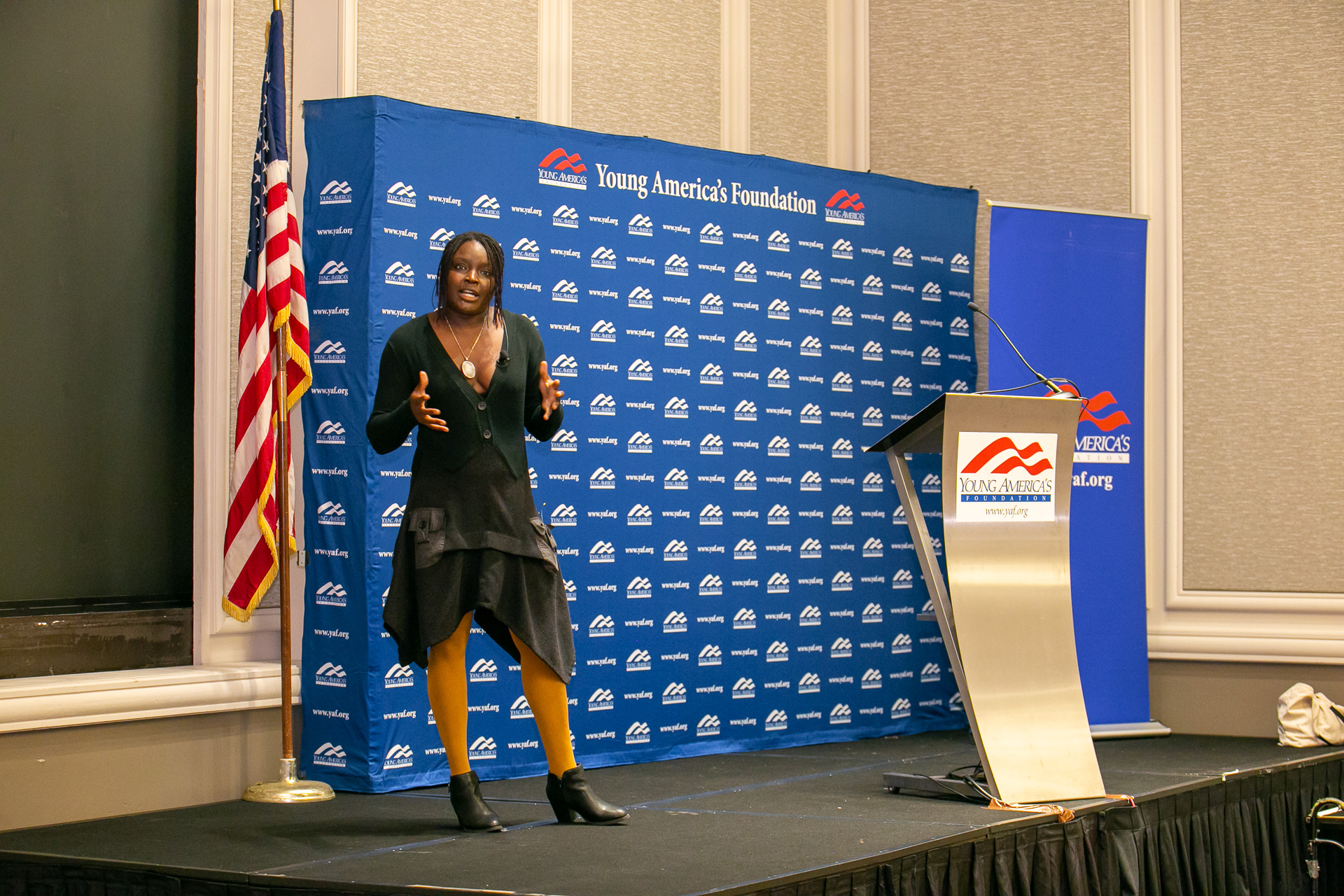 <h1><strong>Why are Some Countries Rich and Others Poor? featuring Magatte Wade At the High School Free Enterprise Leaders Conference</strong></h1>