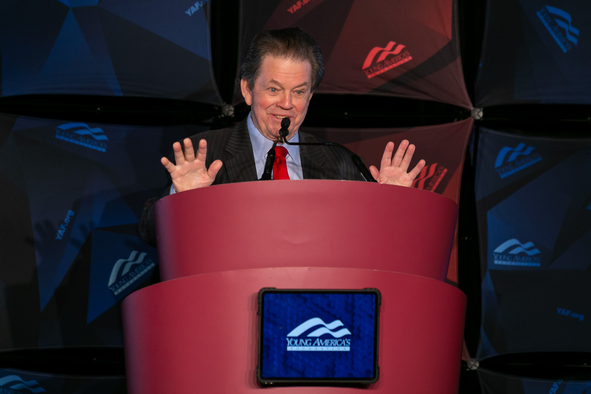 <h1><strong>Free Markets Lead to More Freedom featuring Dr. Arthur Laffer at the Miami Freedom Conference</strong></h1>