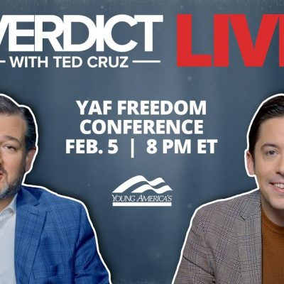 YAF Teams Up With Ted Cruz & Michael Knowles For 'Verdict' LIVE From YAFcon Miami