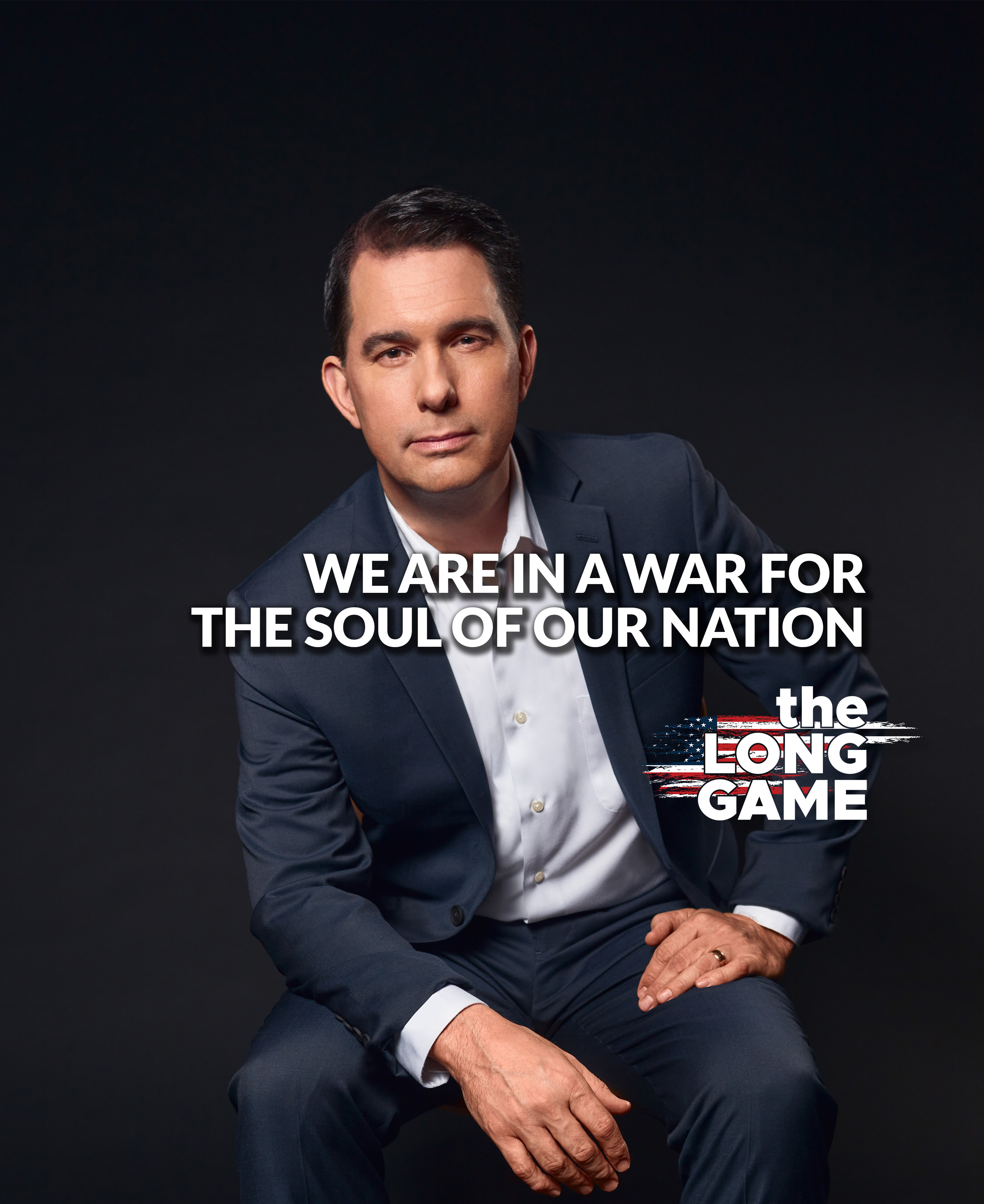 <h1><b>Join the Long Game to save America</b></h1>