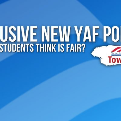 NEW YAF POLL: Majority of Students Say It Is Not Fair for Taxpayers to Pay for Student Loan Debt