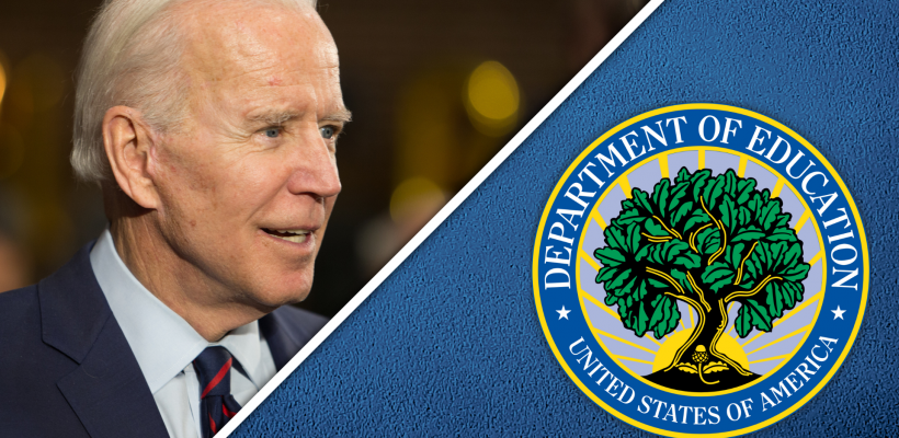 Biden's Department of Education Silent on Complaint Against Segregated UDenver Events