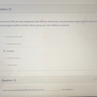 AZ High School AP Exam: Emphasizing Personal Responsibility Promotes 'Prejudice' Against African Americans