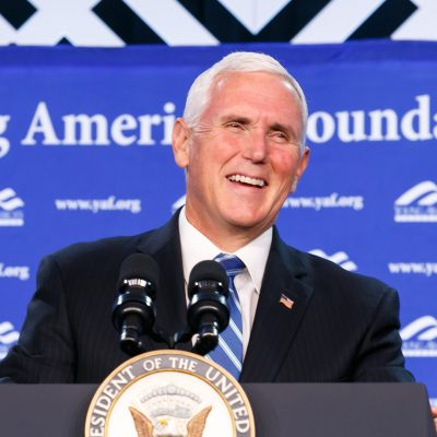 Applications Now Open to Host VP Mike Pence on Campus