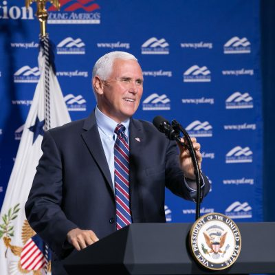 Texas A&M University to Welcome Vice President Pence Through YAF's Campus Lecture Series