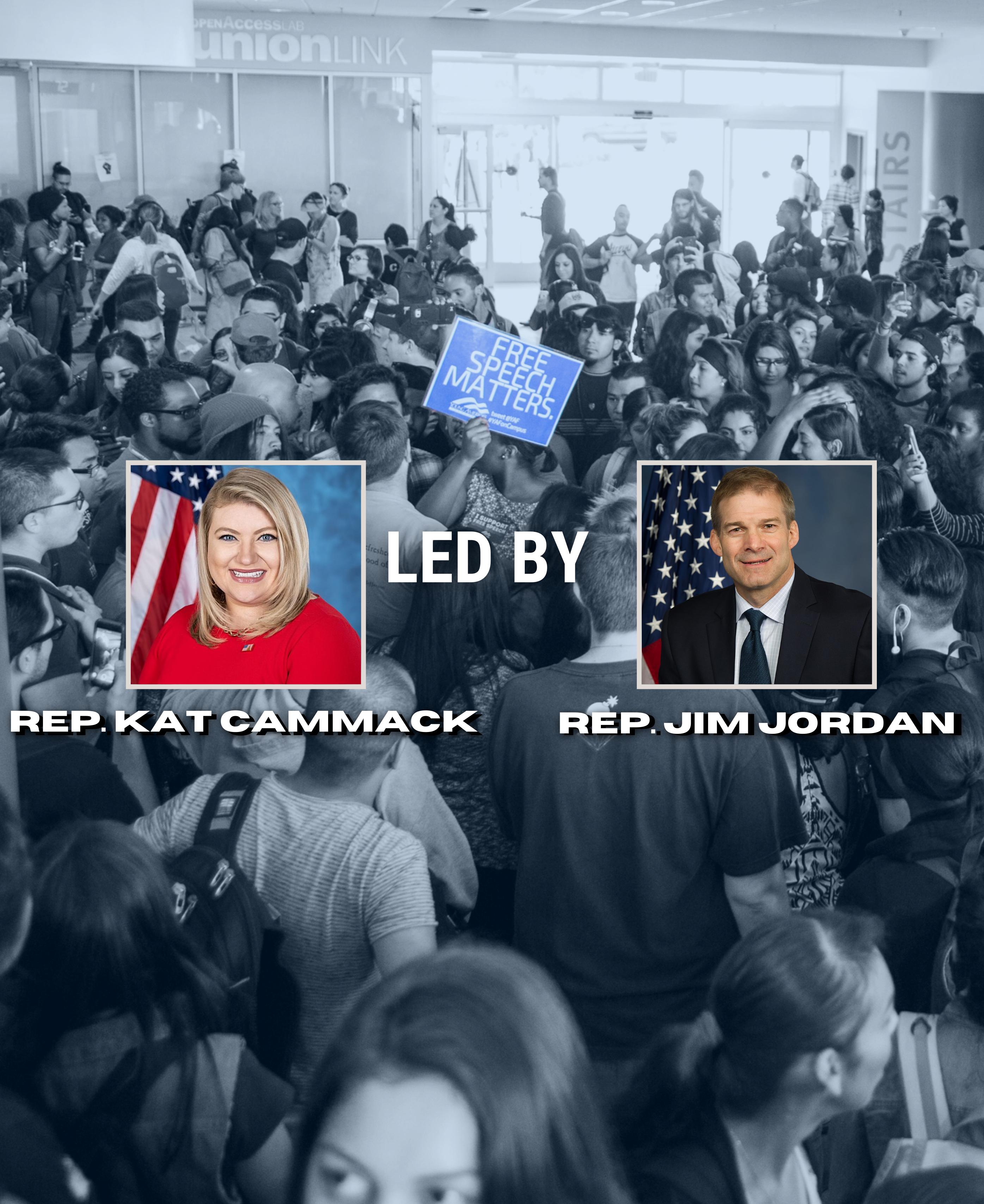 <h1><b>YAF Announces the Congressional Campus Free Speech Caucus</b></h1>