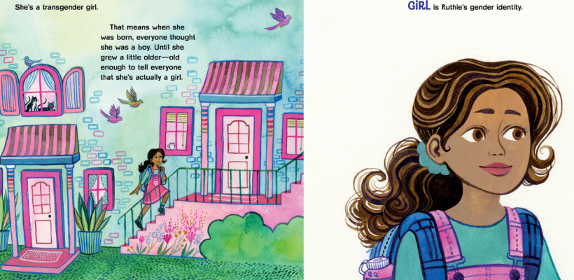 San Diego School Pushes Transgender Agenda on First Graders During Library Reading Time