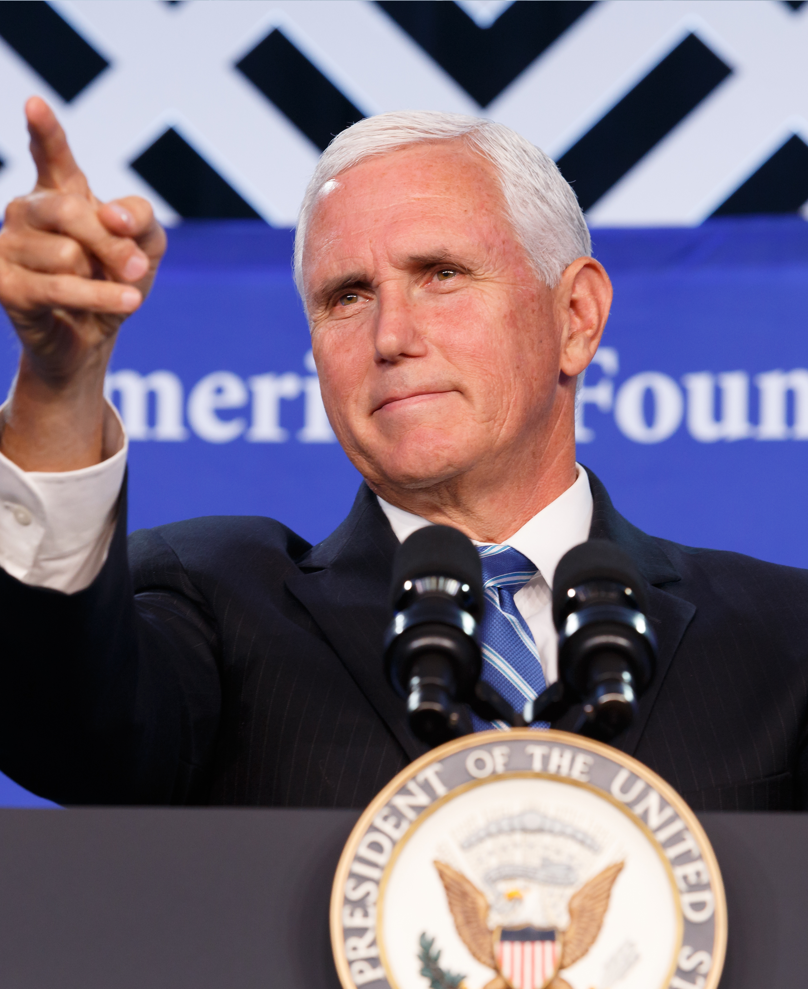 <h1><b>Discover How You Can Host Vice President Mike Pence on Your Campus!</b></h1>