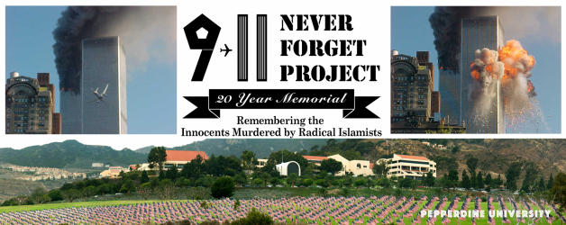 <h1><b>Participate in YAF's 9/11: Never Forget Project</b></h1>
