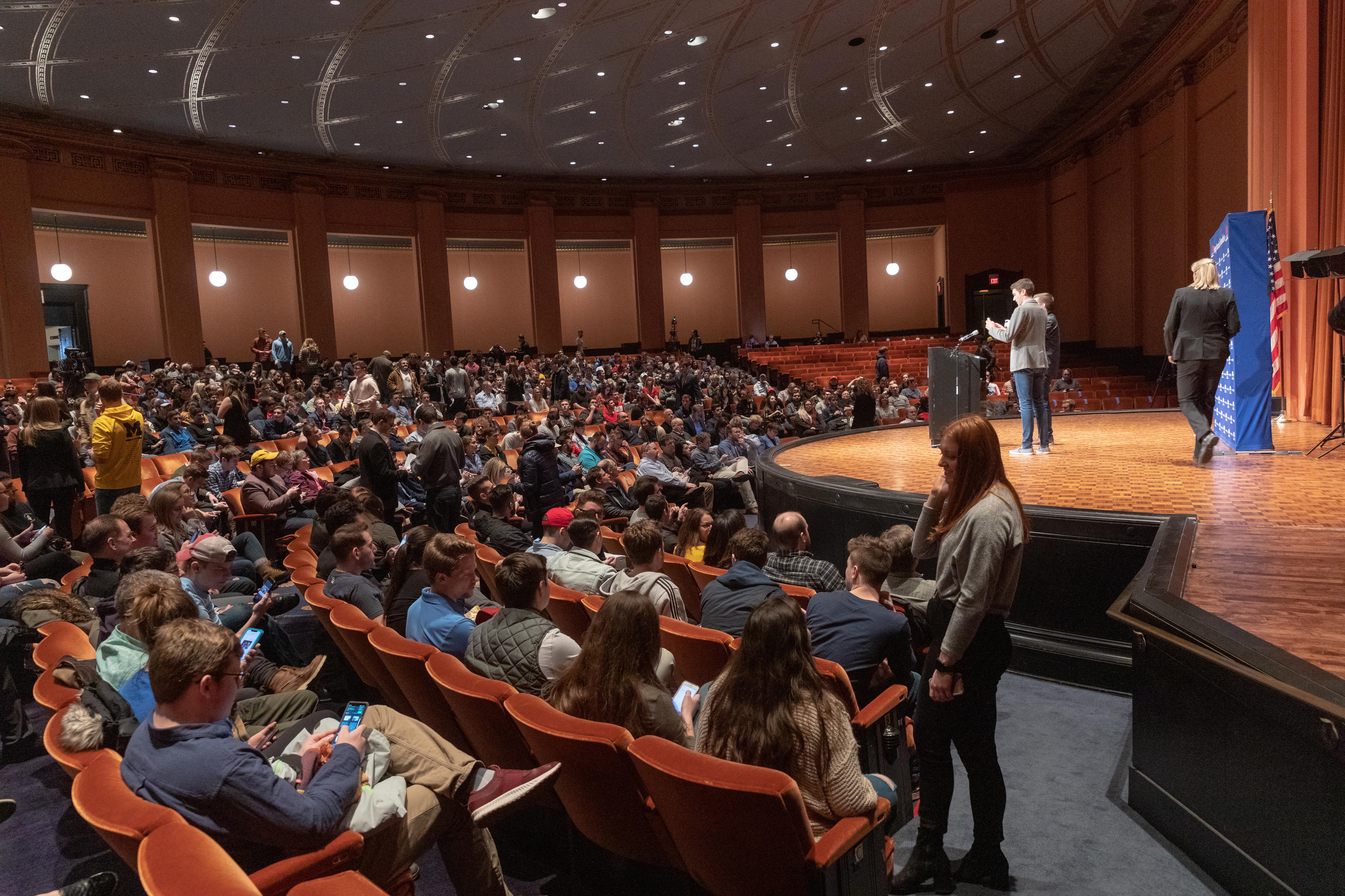 Ben Shapiro at The George Washington University