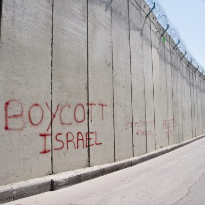 'SETTLER COLONIALISM': UPenn Students Demand School Divest From Israel