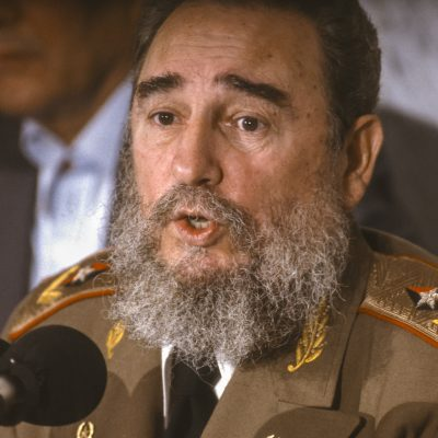 Penn State YAF Student Gets Fidel Castro Quote Removed from Campus