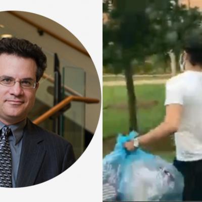 First Amendment Law Professor: WashU Statement did 'Far Greater Harm' to Campus Free Speech than 9/11 Memorial Destruction