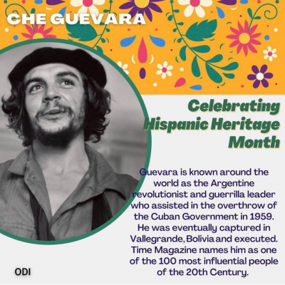 Stetson University Posts Che Guevara Tribute for Hispanic Heritage Month, Promptly Deletes Following Backlash