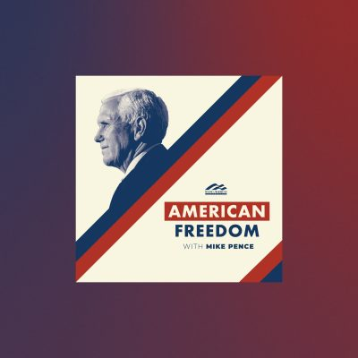 Vice President Mike Pence Launches American Freedom Podcast with Young America's Foundation