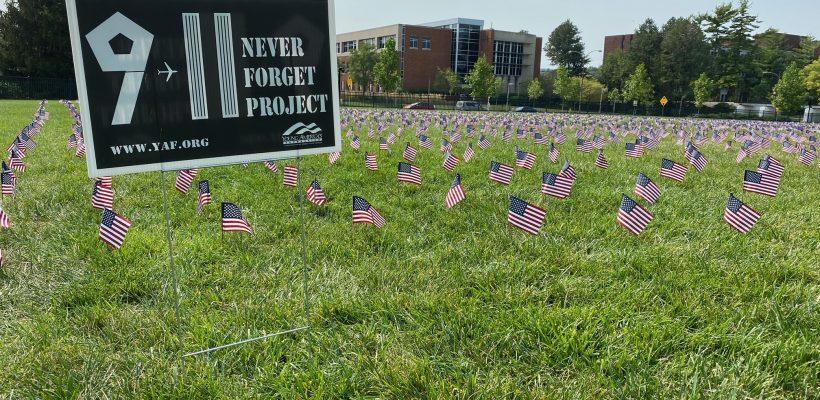 WashU Student Union Calls 9/11 Memorial Vandalism 'Political Expression,' Condemns 'Islamophobia'