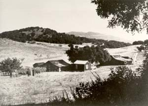 The Ranch in the 1800s